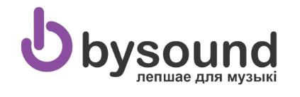 bysound.by — магазин музыкальной техники