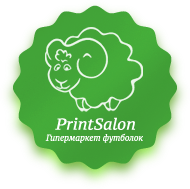 Printsalon.ua — интернет-магазин футболок