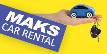 MAKS Car Rental — прокат автомобилей